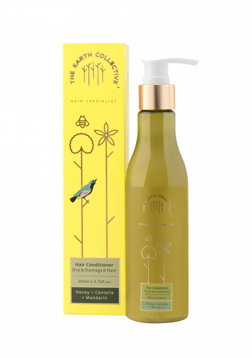 hair conditioner for dry & damaged hair