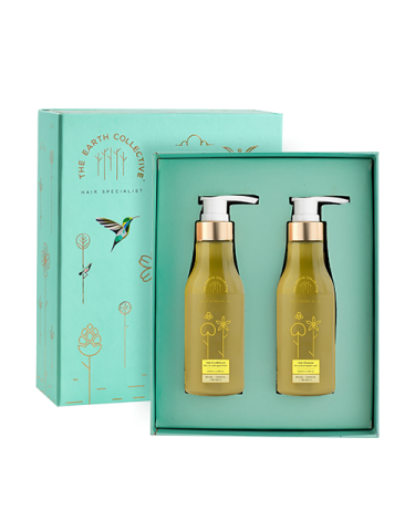 Hair care gift box