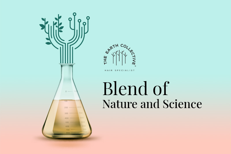 Blend of nature and science
