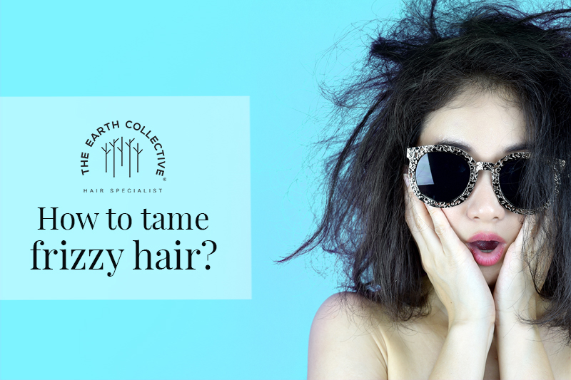 How to Tame Frizzy Hair?