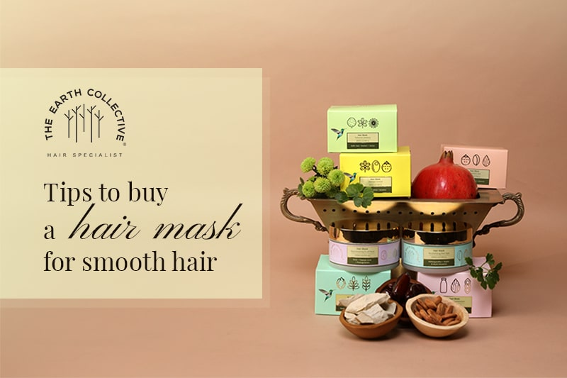 hair mask for smooth hair