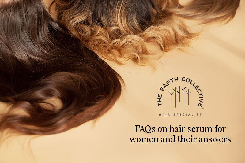 FAQs on hair serum for women and their answers